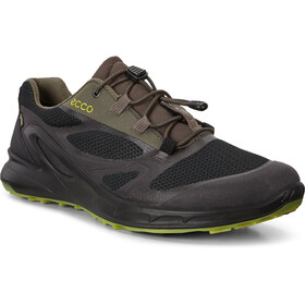 ECCO Biom Omniquest Sko Herrer, black/dark clay